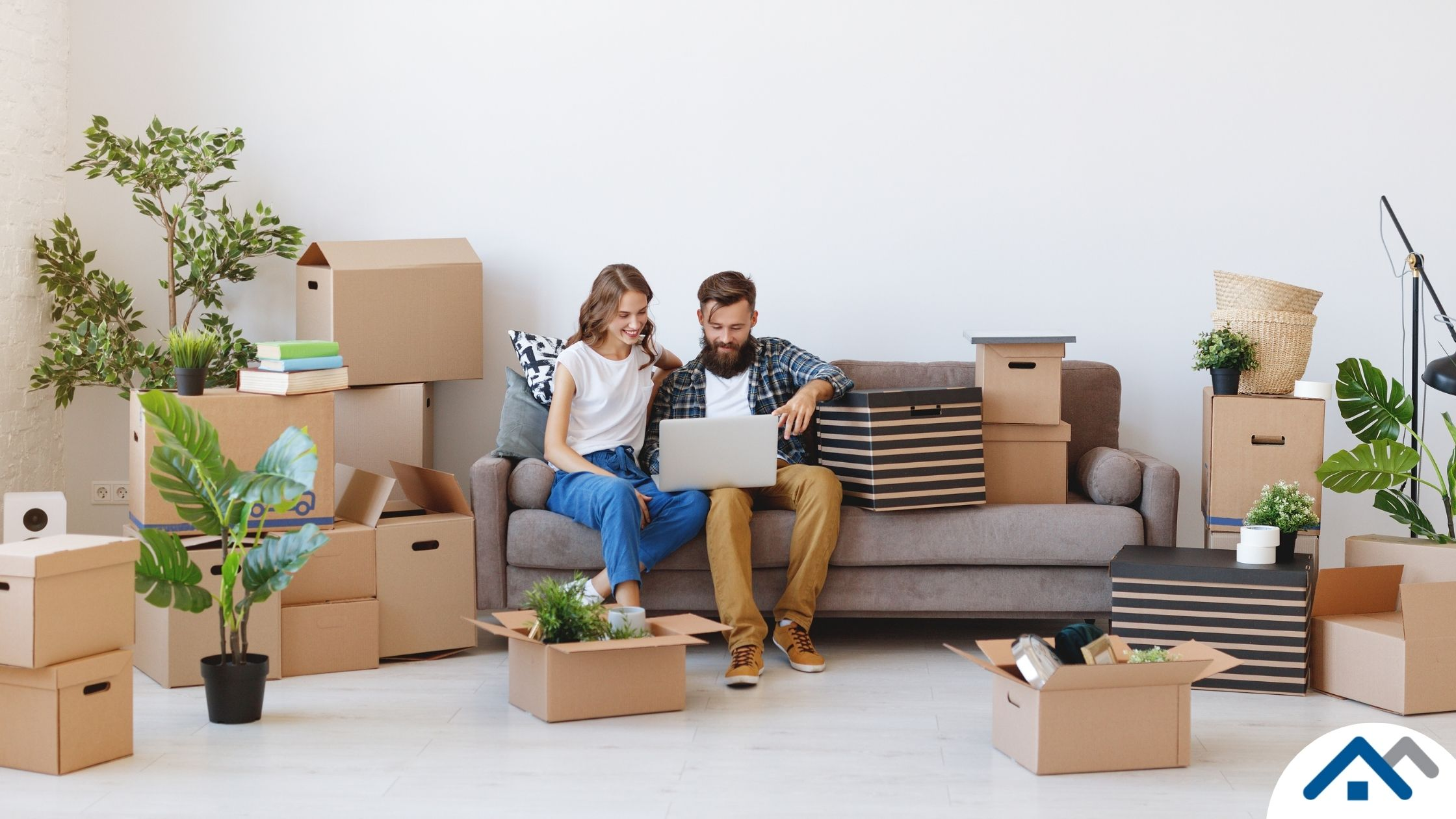How to make moving simple