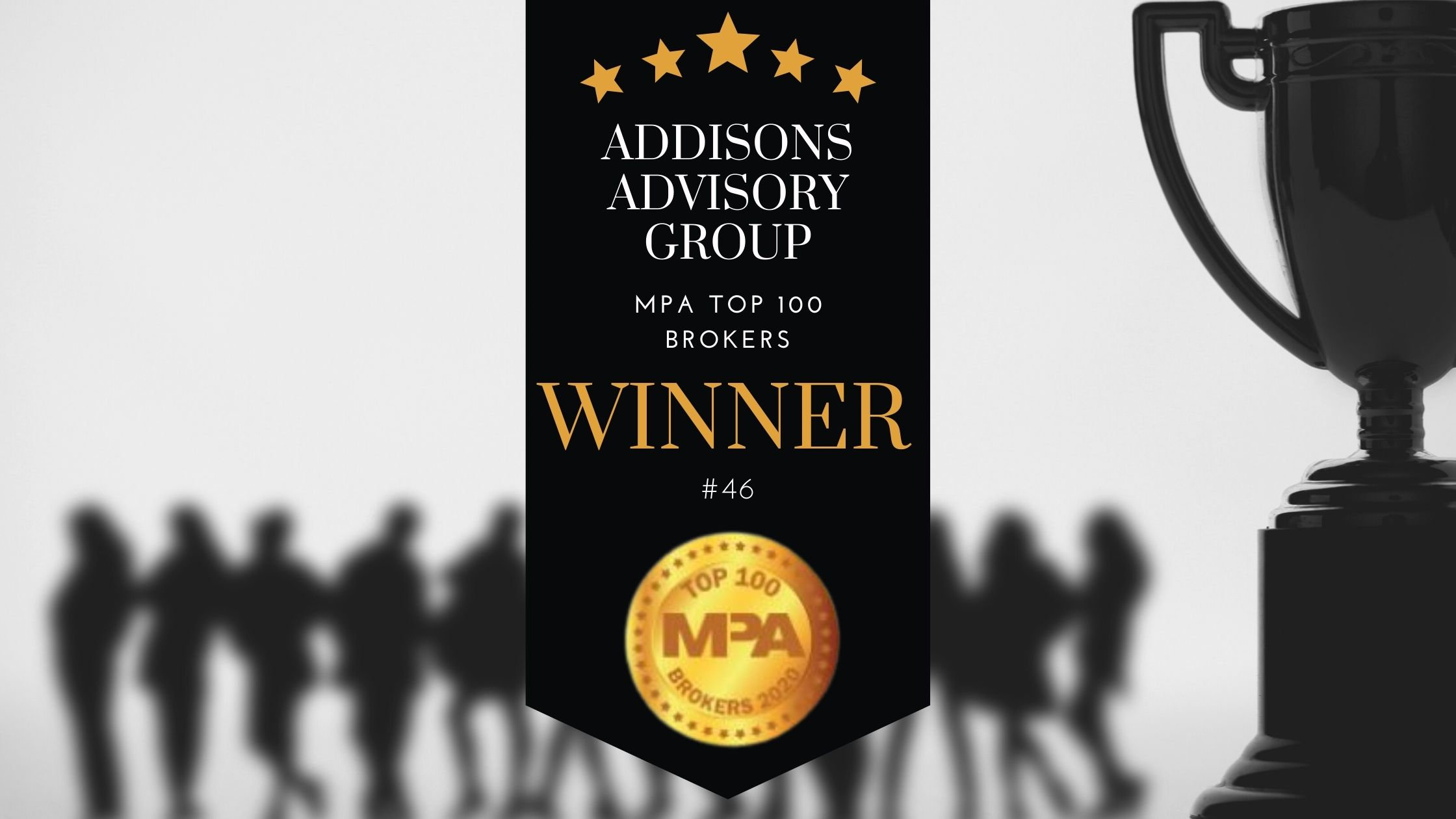 Addisons amongst the top 50 brokers nationally