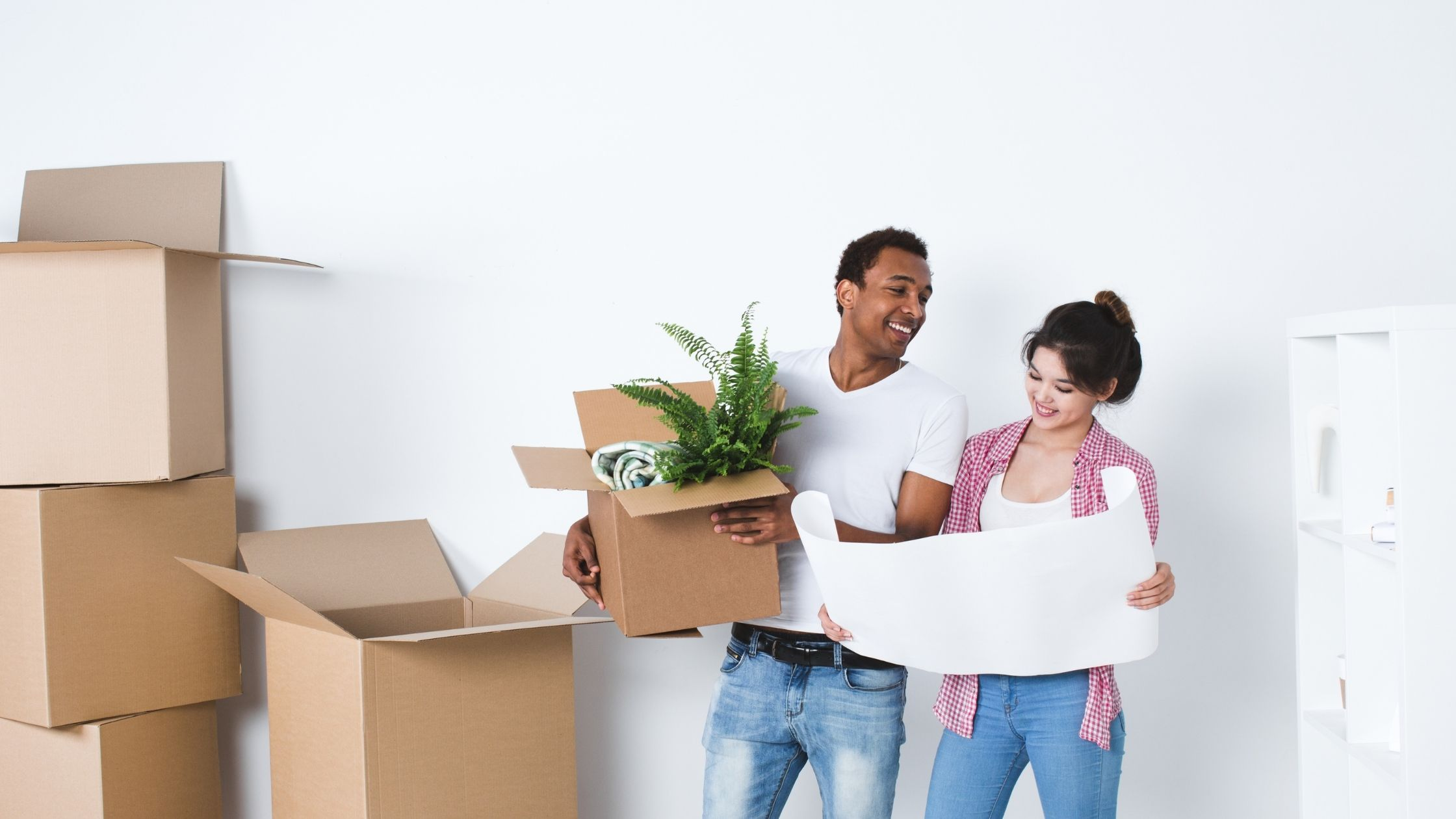 The search for your dream home